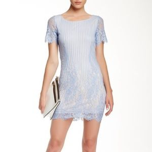 DRESS FORUM Periblue Lace Dress